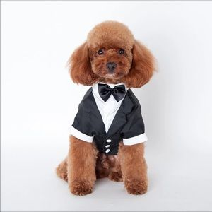 Dog/ cat formal tuxedo
